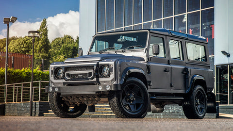 Land Rover Defender 2.2 TDCI XS 110 Station Wagon Chelsea Wide Track