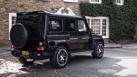 Impossible Is Nothing: Chelsea Truck Company Mercedes-Benz G63 AMG Hammer Edition