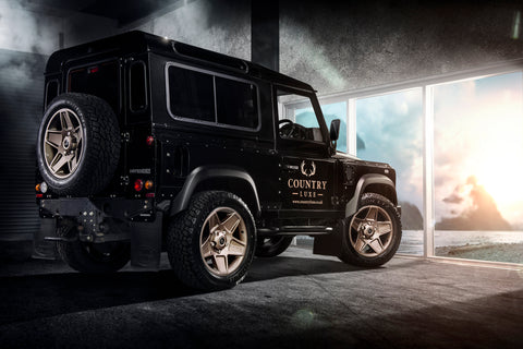 Country Luxe Defender 90