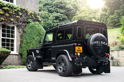 Royal Wedding Special: Chelsea Truck Company Flying Huntsman 105 Longnose