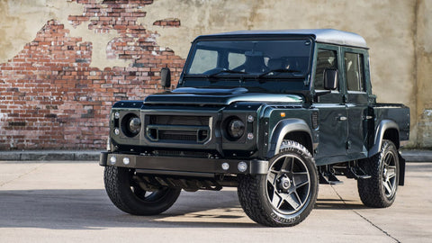 Chelsea Truck Company Aintree Green Defender Pick Up