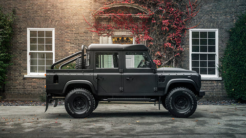 Land Rover Defender TDCI XS 110 Double Cab Pick Up Chelsea Wide Track