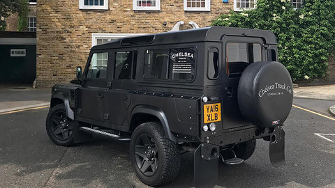 Chelsea Truck Company Land Rover Defender 2.2 TDCI 110 Station Wagon The End Edition