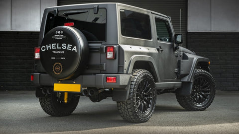 Chelsea Truck Company Black Hawk Military edition