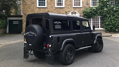 Land Rover Defender 110 Chelsea Truck Co. END EDITION