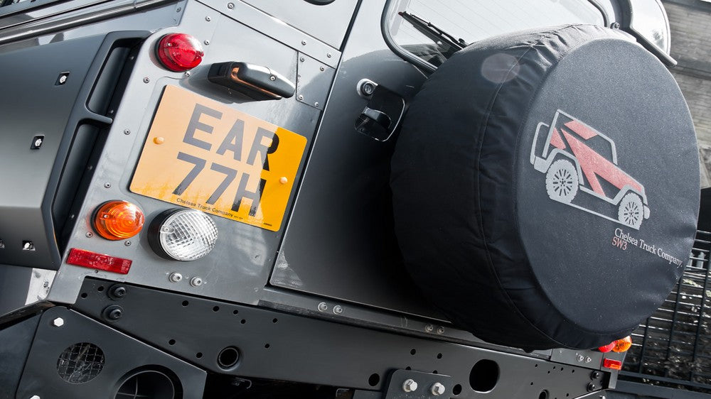Choose Your Own Personalised Number Plate: EAR 77H