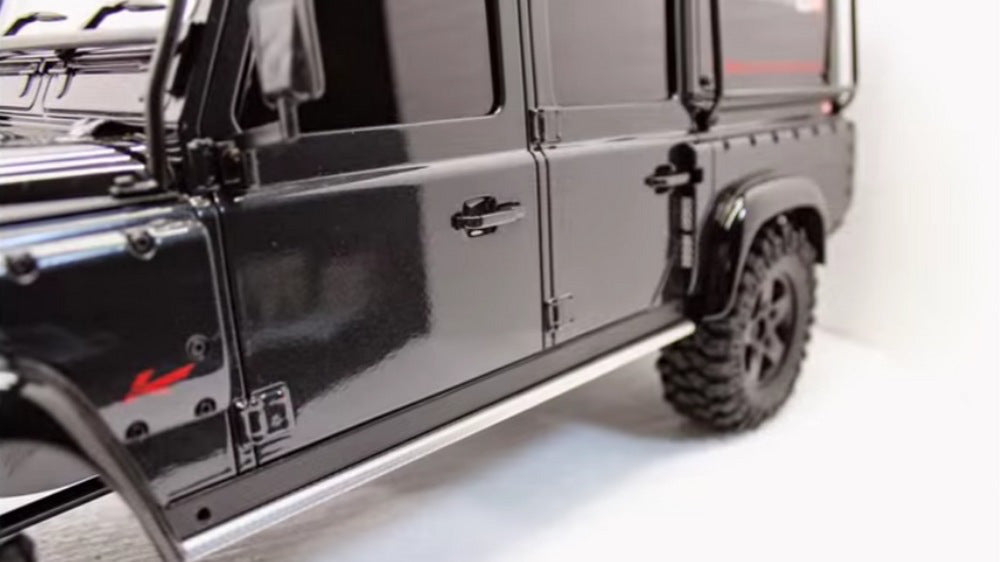 Chelsea Truck Company Defender Wide Track model 110 Selected As Model Of The Year