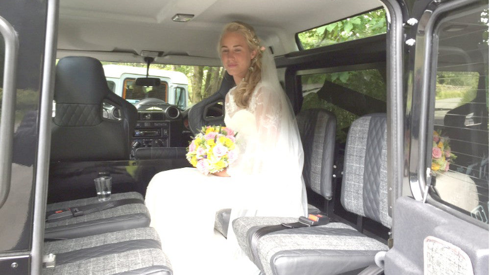 Till Death Do Us Part: A Chelsea Truck Company Wedding