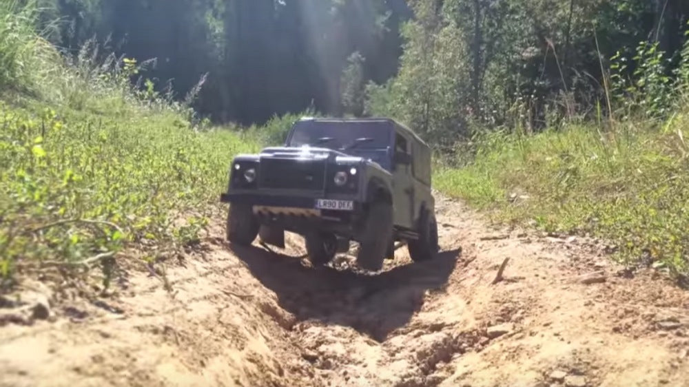 Chelsea Truck Company Defender Wide Track Defender Model Off Road In Moscow
