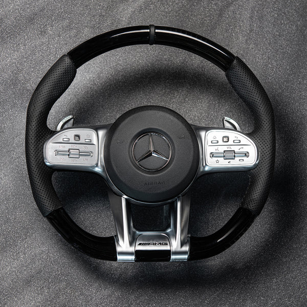 MERCEDES G WAGON (2018-PRESENT) G63 AMG STEERING WHEEL