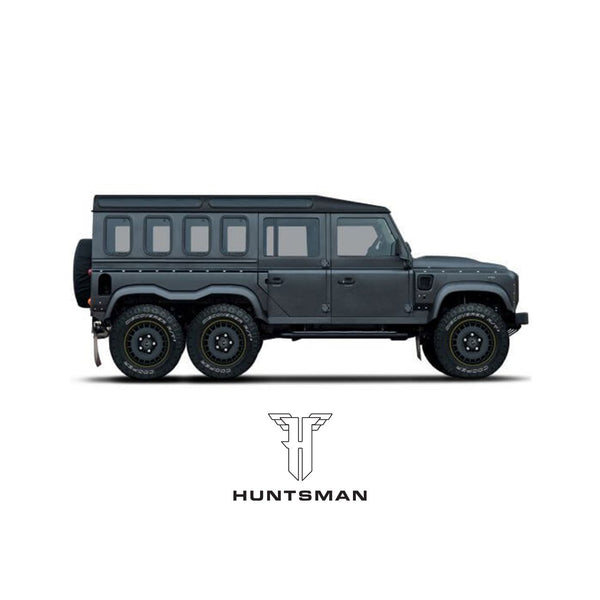 The Flying Huntsman Civilian 6 X 6 by Kahn - Image 109