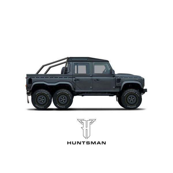 The Flying Huntsman 6 X 6 Pickup by Kahn - Image 120