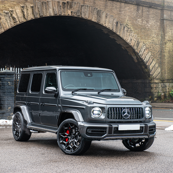 MERCEDES G-WAGON (2018-PRESENT) HAMMER EDITION - EXPOSED CARBON BODY KIT