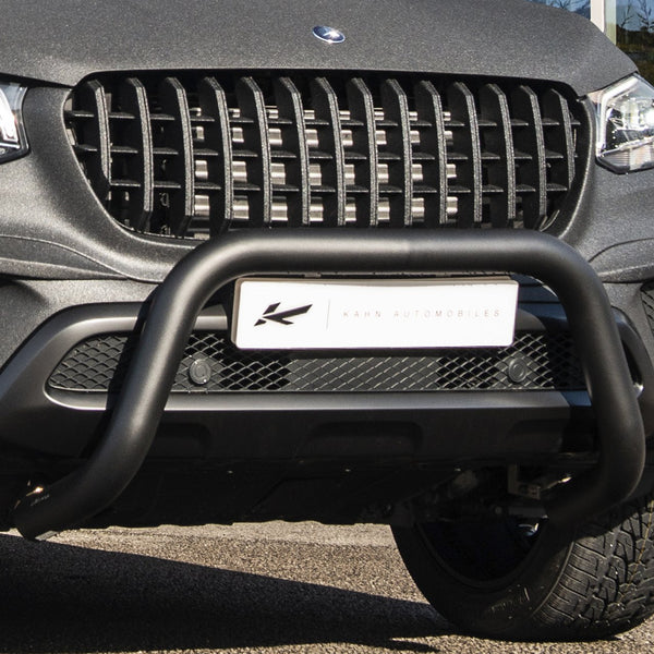 Mercedes X-Class (2019-Present) Front Bumper A-Bar In Black by Kahn - Image 2820