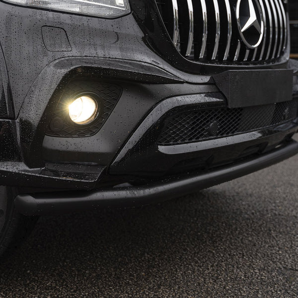 Mercedes X-Class (2019-Present) Front Bumper Lower Bar by Kahn - Image 2826