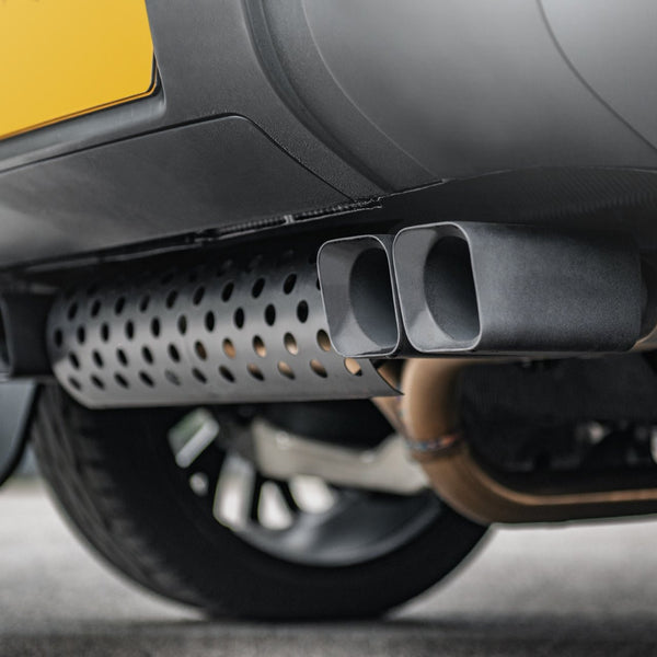 Land Rover Defender 110 2.0 Petrol (2020-Present) Quad Exhaust System