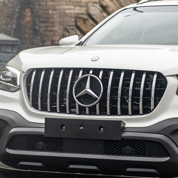 Mercedes X-Class (2019-Present) Gt Front Grille by Kahn - Image 2842
