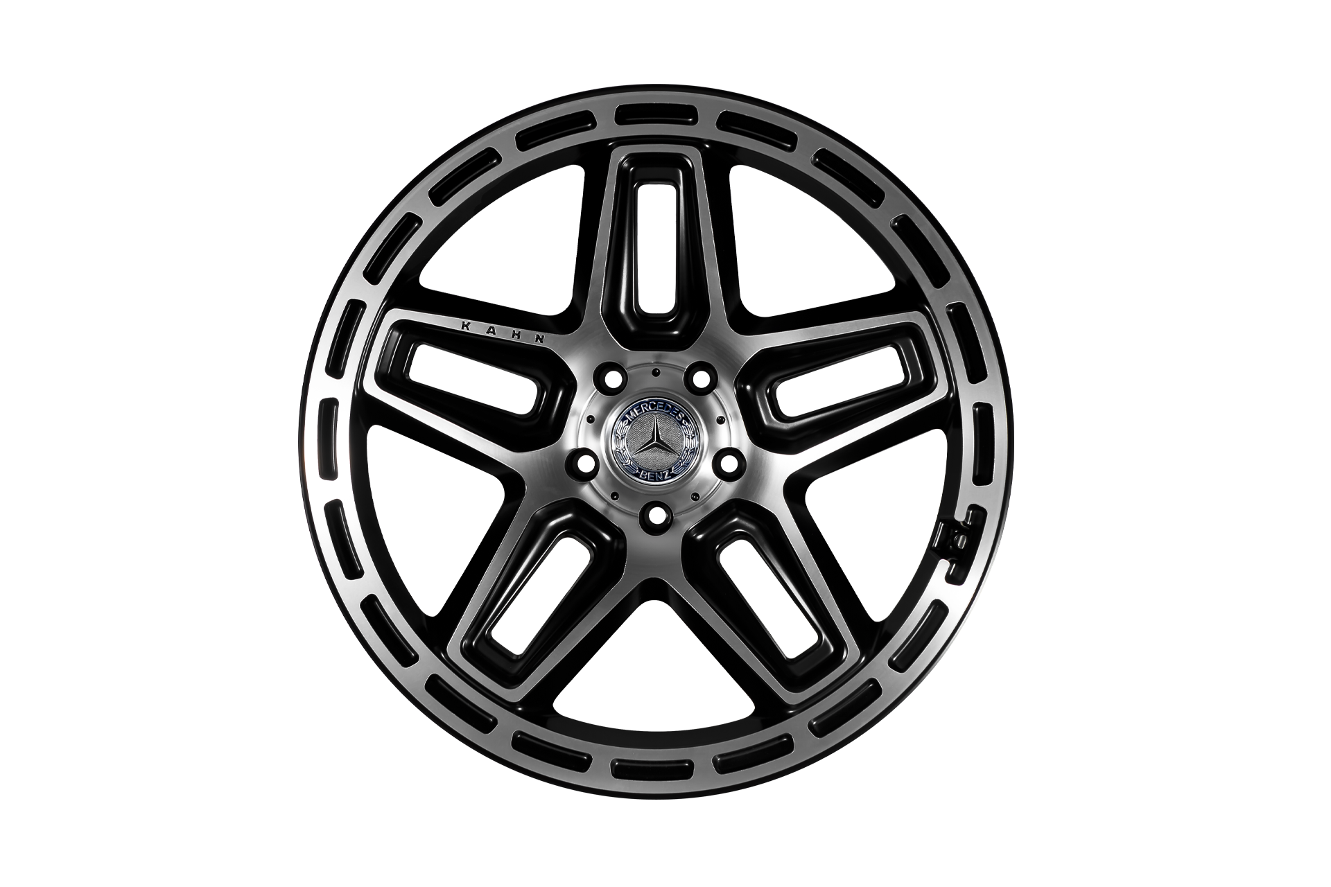 Mercedes G Wagon (1990-2018) G06 Non Amg Light Alloy Wheels Image 4303