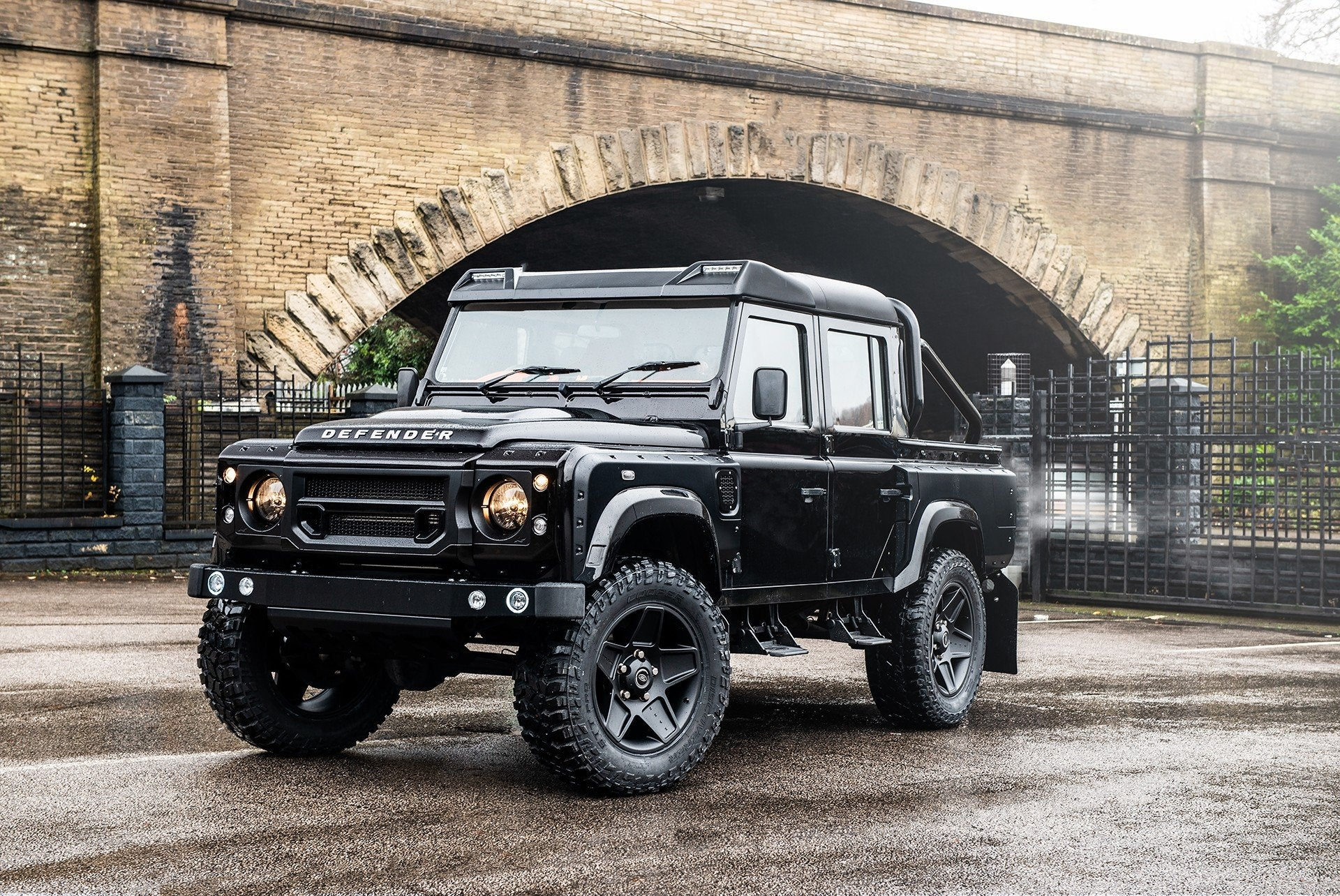 Land Rover Defender 110 (1991-2016) 50Mm Suspension Lift Kit by Chelsea Truck Company - Image 2175