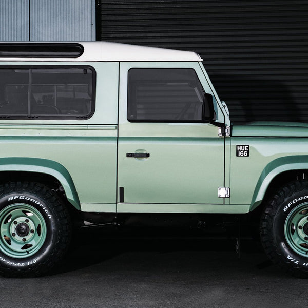 Land Rover Defender 110 (1991-2016) Wide Forest Wheel Arches Image 5129