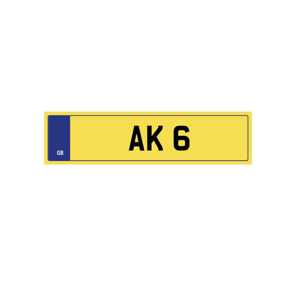 Private Plate Ak 6 by Project Kahn - Image 285