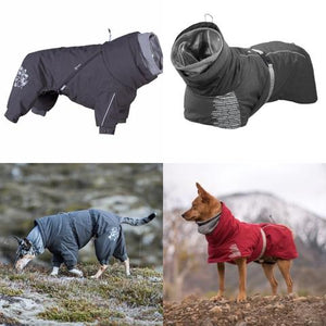 Winter Coats at Doodle Dogs - Made to Fit