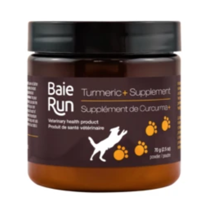 Baie Run - Turmeric+