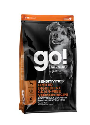 Go! - Dry Dog Food - Sensitivities LID