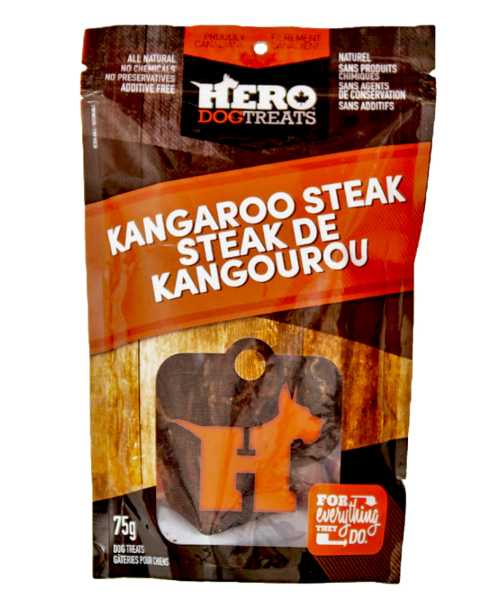 Hero - Kangaroo Steak