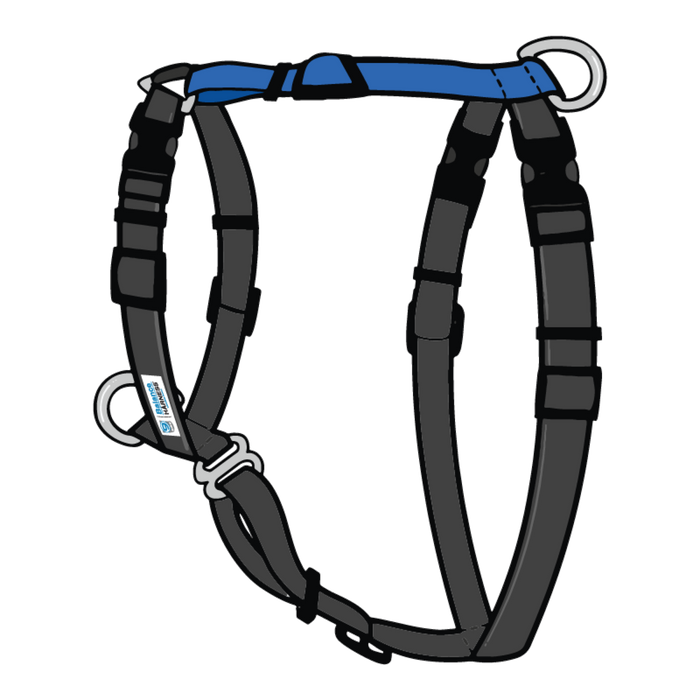 Blue-9 Pet Products - Balance Harness Buckle Neck