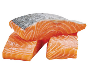 Big Country Raw - Salmon Fillets - 1 lb