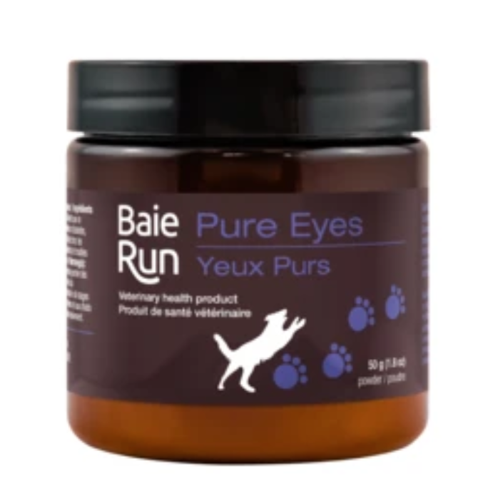 Baie Run - Pure Eyes