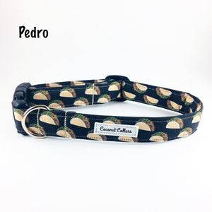 Coconut Collars - Pedro