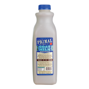 Primal - Goat Milk (Plain and Flavours)