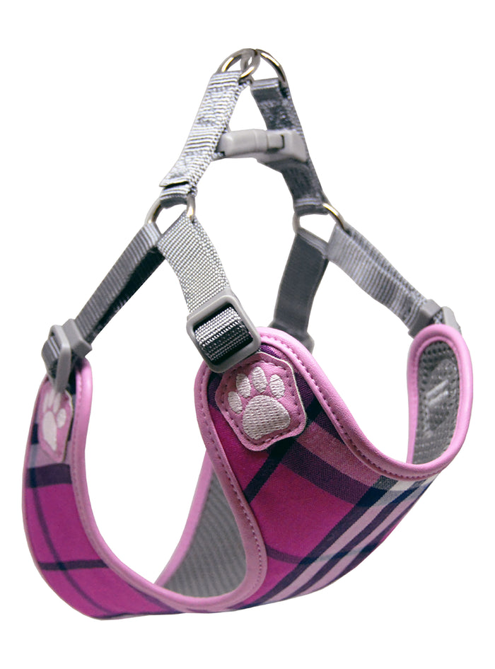 Pretty Paw Harnesses - Newport Pink