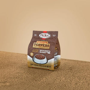 Primal - Raw Toppers Butcher's Blend - 2 lb