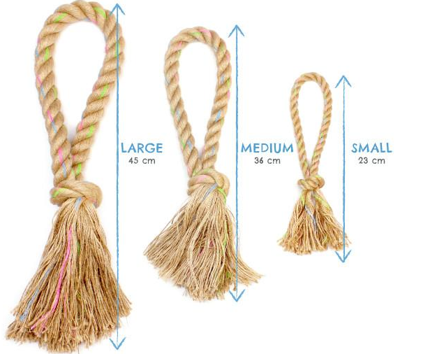 Beco - Jungle Ring Rope