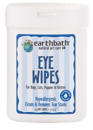 Earthbath - Various Cleaning Wipes