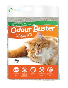 Eco-Solutions - Odour Buster Original Litter