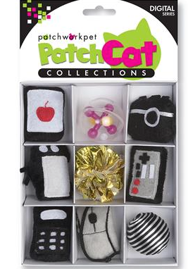 Patch Work Pet - Patch Cat Toy Kits
