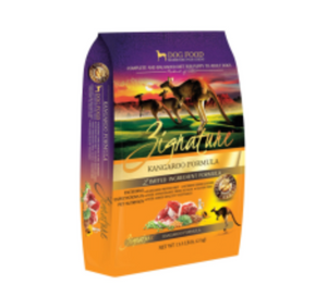 Zignature - Dry Dog Food