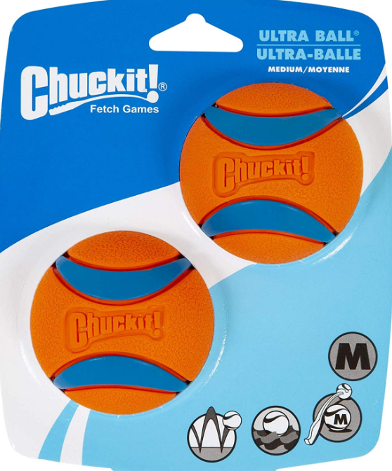 Chuckit! - Ultra Ball 2-Pack