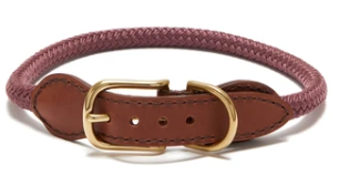 Knotty Pets - Adjustable Rope Collar