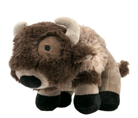 Tall Tails - Buffalo Stuffed Toy