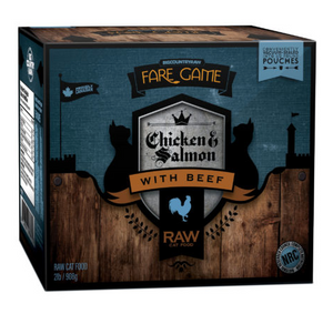 Big Country Raw - Fare Game Raw Cat Food