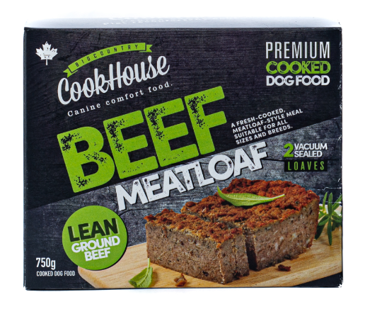 Big Country Raw - Cook House Meatloaf