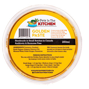 Pets In The Kitchen - Golden Paste