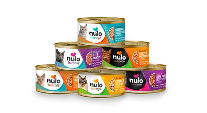 Nulo - Freestyle Wet Cat Food - Shredded & Minced