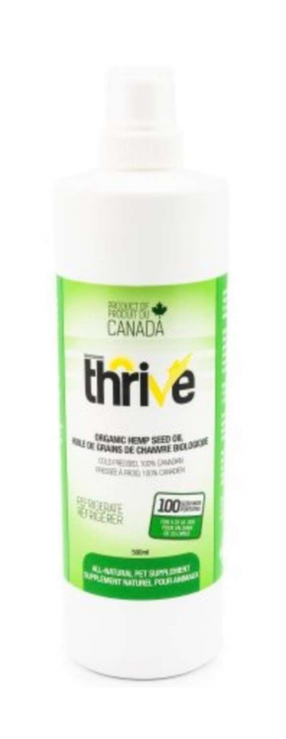 Thrive - Hemp Seed Oil
