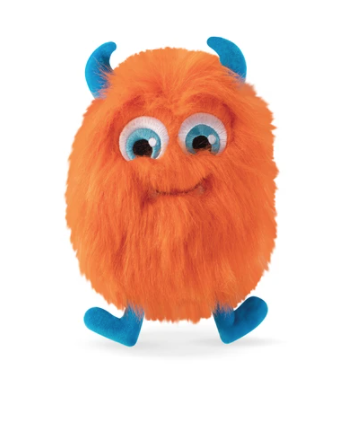 Fringe - Toybox - Hairy the Orange Monster